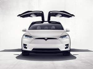 Tesla Model X, el súper SUV 100% eléctrico