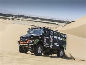 Dakar 2018: Tercera etapa