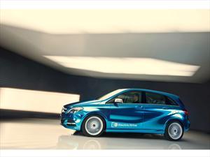 Mercedes-Benz Concept Clase B Electric Drive en el Salón de París 2012