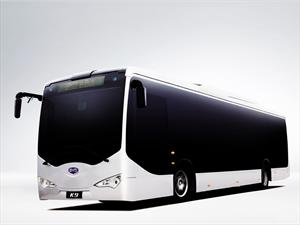 BYD Auto y Alsacia traerán los primeros buses eléctricos a Chile