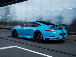 Porsche 911 Carrera S y Turbo S por TechArt debutan