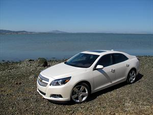 Chevrolet Malibu LTZ 2.0 Turbo 2013, lo manejamos en San Francisco