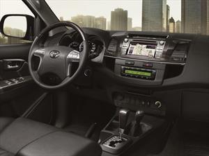 Toyota renueva a la SW4