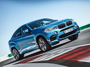 La nueva BMW X6 M marca un tiempo de 8:20 en Nürburgring