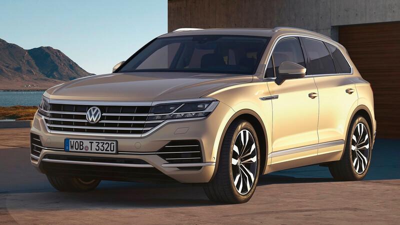 Volkswagen Touareg llegaría a México en breve