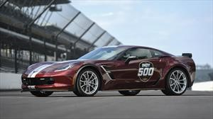 Chevrolet Corvette Grand Sport es el Pace Car de la Indy 500 2019