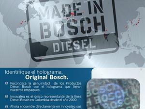 "Innovateq lanza campaña ""Made in Bosch"""