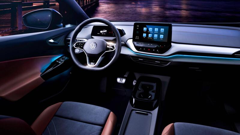 Volkswagen nos adelanta el interior de ID.4