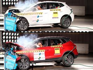 SEAT Arona e Ibiza obtienen 5 estrellas en pruebas de LatinNCAP