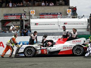 ¿Por qué no ganó las 24 Horas de Le Mans 2016 Toyota?