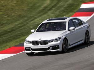 Manejamos el nuevo BMW Serie 7 en EE.UU.