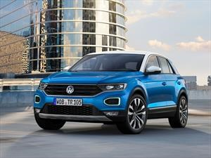 T-Roc 2018 es el nuevo SUV de Volkswagen