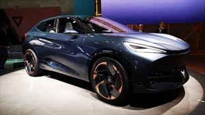 CUPRA Tavascan concept: Se viene el SUV coupé eléctrico