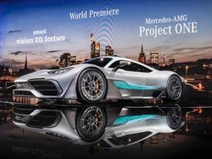 Mercedes-AMG Project One, un Fórmula Uno para la calle