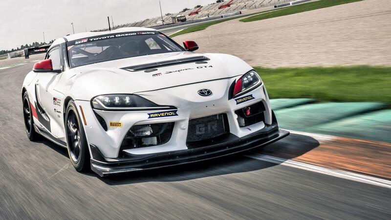 Toyota Gazoo Racing Latinoamérica debutará en el IMSA Michelin Pilot Challenge