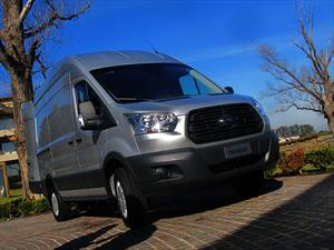 La nueva Ford Transit se presenta en Argentina