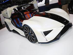 TechRules Ren, futurismo chino con diseño italiano
