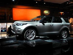 Nuevo Land Rover Discovery Sport 2015: Estreno en Chile