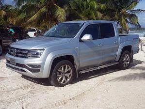 Volkswagen Amarok 2018 llega a México desde $650,000 pesos