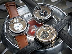 REC Watches convierte viejos Mustang en relojes