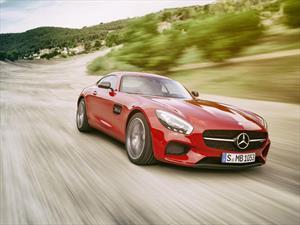Así es el nuevo Mercedes-AMG GT