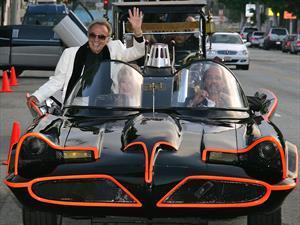 Murió George Barris, el creador del Batimovil