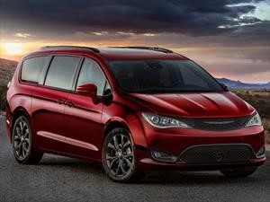 Chrysler Pacifica y Dodge Grand Caravan 35th Anniversary Edition debutan