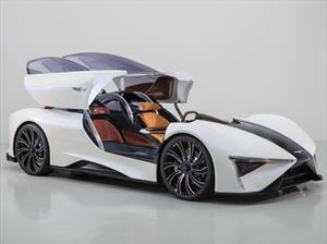 TechRules Ren, el super auto hecho en China