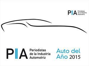 Se vienen los premios Autos PIA del Año 2015