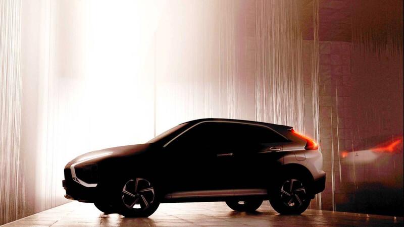 Mitsubishi Eclipse Cross estrenará imagen para 2021