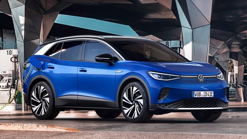 Volkswagen ID.4: el SUV eléctrico de alemania