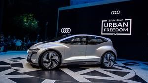Audi y sus autos para las mega urbes del futuro