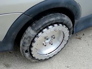 Adiós a las maniobras de estacionamiento con estas ruedas