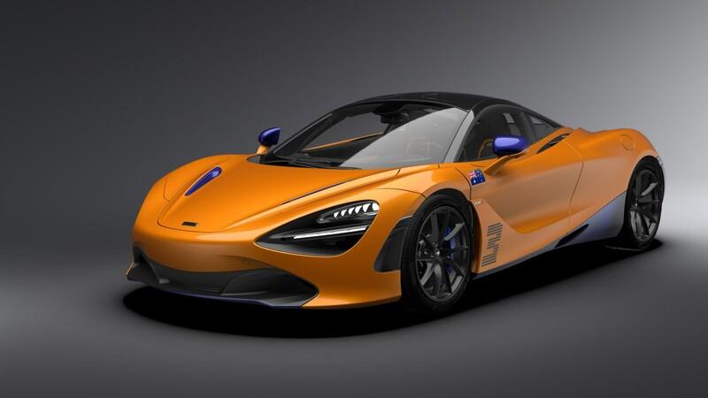 McLaren lanza un 720S edición Daniel Ricciardo