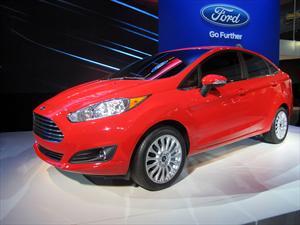 Ford Fiesta KD Sedan se presenta a nivel mundial en San Pablo