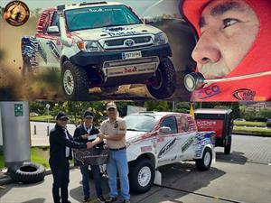 Colombianos participan en el Desafío Guaraní 2015