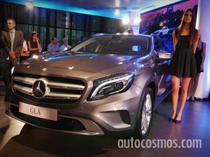 Mercedes-Benz presenta la GLA en Argentina y ya la manejamos