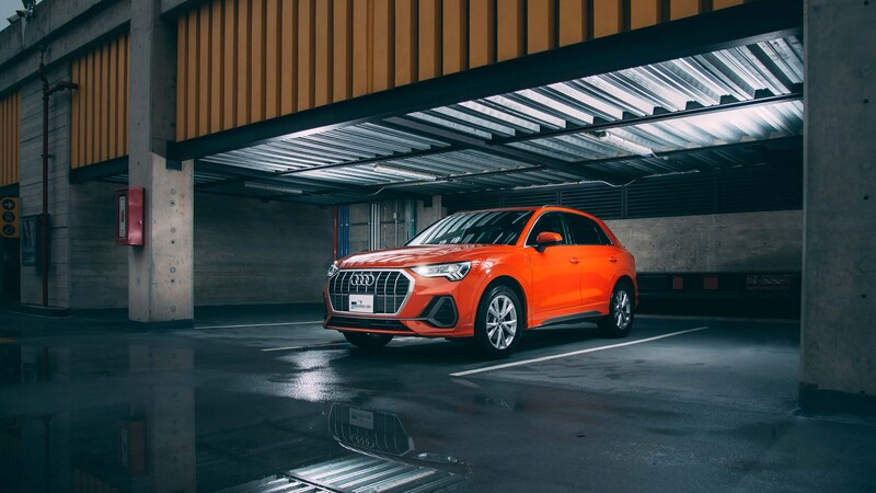 Manejamos el Audi Q3 2020