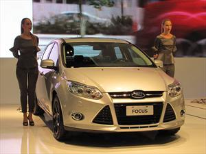 Ford presenta el Focus III en el Salón de BA 2013