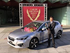 El Auto del Año 2017 en Japón es...