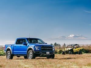 Ford F-150 Raptor 2017: Prueba de manejo
