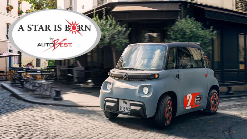 Citroën Ami es premiado en Europa