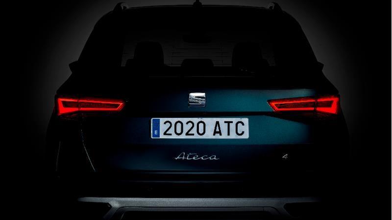 Nueva SEAT Ateca 2020 se devela el 15 de junio