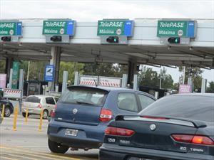 Los peajes ya no están obligados a levantar las barreras por tránsito