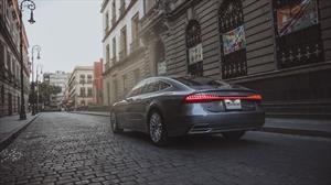 Audi A7 2019, test drive desde México