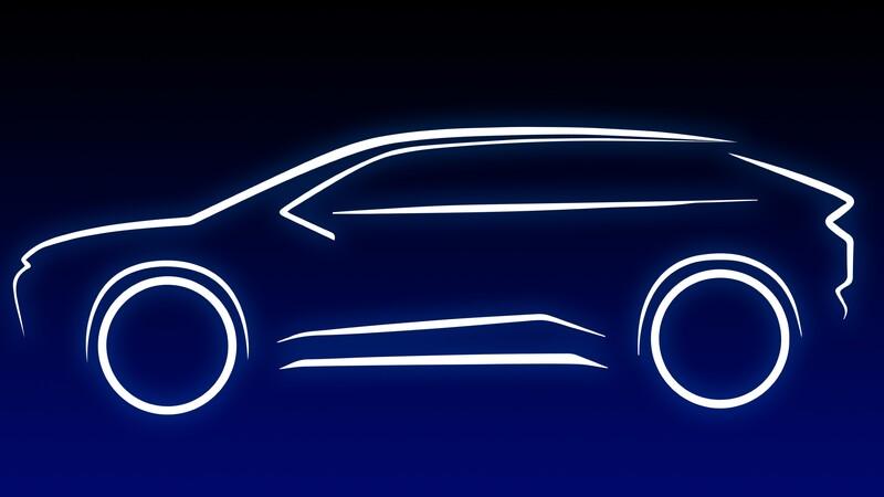 Toyota afina desarrolla de su próximo SUV 100% eléctrico