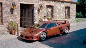 Lamborghini fabricó algunos de sus autos en México