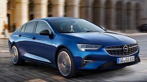Opel Insgnia 2020, el sedán familiar se pone al día