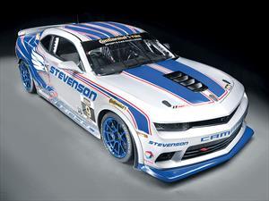 Chevrolet presenta el Camaro Z/28.R con la mira puesta en Daytona