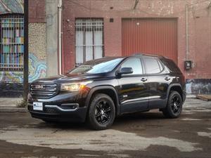 GMC Acadia All Terrain 2019 a prueba: Un SUV con altas capacidades off-road
